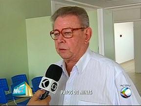 UPA em Patos de Minas permanece fechada desde a inauguração em 2012 - Unidade foi inaugurada no dia 28 de dezembro pela ex-prefeita. Previsão de funcionamento é para fim de março, afirma atual administração.