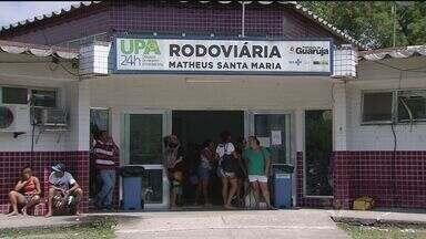 Funcionários de Unidade de Saúde no Guarujá dizem que sofrem com falta de segurança - Auxiliar de enfermagem foi agredida no final de semana.