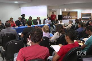 Entidades de direitos humanos traçam metas para erradicar trabalho escravo no estado - O Maranhão é o estado que mais fornece mão de obra desse tipo no país.