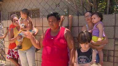 Trinta e seis pessoas tiveram sintomas de intoxicação após vazamento de amônia no Recife - Galpão do frigorífico onde houve vazamento, na Imbiribeira, foi interditado.