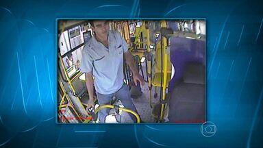 Câmeras gravam morte de motorista de ônibus em Betim - Suspeito foi preso