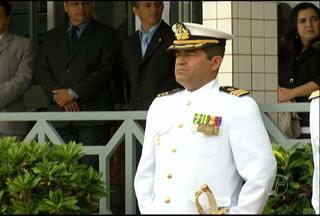 Marinha tem novo comandante no oeste do Pará - A transmissão de cargo foi nesta terça-feira (28), na Capitania Fluvial de Santarém