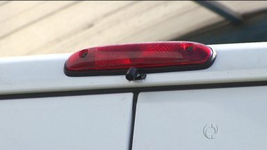 Câmera na traseira já é obrigatório em vans escolares - Equipamento de vídeo passou a ser exigência do Conselho Nacional de Trânsito.