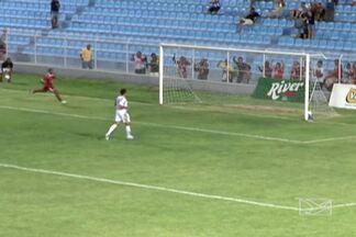 Imperatriz vence o Araioses e reage no Campeonato Maranhense - Com gols de Lindoval, Léo Paraíba e Ribamar, Cavalo de Aço passa pelo Araioses, que ainda marcou um gol com Diego Coelho