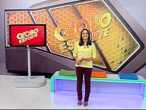 Globo Esporte - TV Integração - 31/1/2014 - Confira a íntegra do Globo Esporte desta sexta-feira