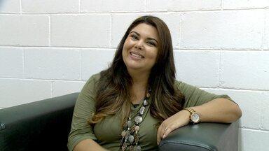 Fabiana Karla diz que Perséfone ficará marcada em sua carreira - Atriz relembra os momentos mais importantes da personagem