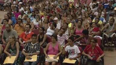 380 moradias são sorteadas em São Vicente, SP - Famílias beneficiadas viviam em áreas de risco.