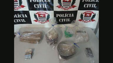 Jovem é preso com 500 pontos de LSD em Ribeirão Preto, SP - Nos Campos Elíseos, houve outra apreensão de drogas e mais gente foi presa.