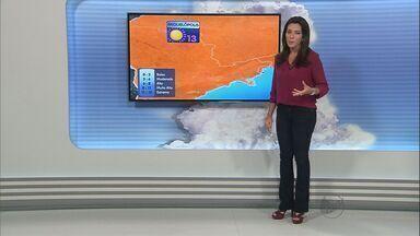 Veja como fica o tempo na região de Ribeirão Preto, SP - Calor não dá trégua e chuva está longe de chegar à região.