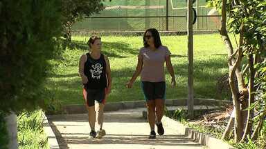 Projeto Caminhar chega à Praça Milton Campos, em Betim, neste fim de semana - Neste ano, mais de 35 mil pessoas participaram das atividades do projeto.