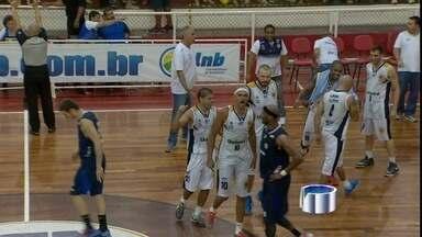 São José Basquete vence o Minas pelo NBB - Em partida decidida na prorrogação, o São José Basquete venceu o Minas em casa.