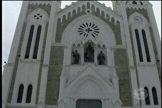 Catedral apresenta projeto de reestruturação - Igreja está fechada desde o início do ano