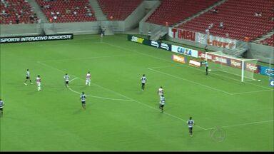 JPB2JP: Treze e Botafogo vencem na Copa do Nordeste - O galo derrotou o CRB e o belo venceu o Náutico.