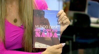 Dica Em Movimento: Maria Sanz Martins - Na segunda (03), a cronista capixaba Maria Sanz Martins vai lançar o seu novo livro e aproveitou para deixar um convite para a galera ligada no programa, veja!