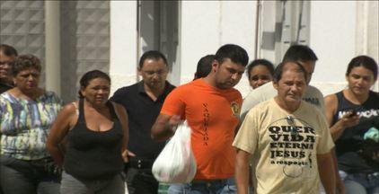 Quatro pessoas são presas suspeitas de tráfico de drogas em Campina Grande - Com eles foram apreendidas armas, munição, dinheiro e drogas.