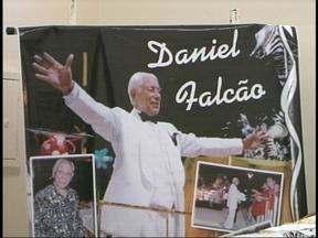 Presidente de escola de samba morre em Uruguaiana, RS - Daniel Falcão tinha 100 anos.