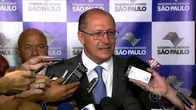 Bairro do Morumbi vira alvo de bandidos em São Paulo - Neta e filho do governador Geraldo Alckmin foram vítimas de uma tentativa de assalto no fim de semana. Na sexta-feira (31), homens armados fizeram vários assaltos e fecharam algumas ruas, aterrorizando moradores.