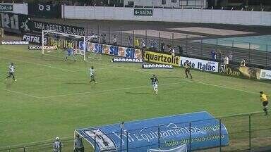 Comercial perde em casa e anuncia saída de Toninho Cecílio - Time leva 1 a 0 da Ponte Preta, no Palma Travassos.