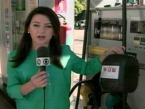 Aumenta fiscalização para transporte de combustíveis em pequenas quantidades - Fiscalização pede que sejam usados galões recomendáveis.