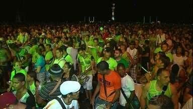 Ruas de Recife estão lotadas nas prévias do carnaval - Até o carnaval, que começa no início de março, o Recife vai se transformar numa grande festa, com direito a muitos ritmos. Segundo o Ministério do Turismo, Pernambuco será o estado que mais vai atrair turistas neste período.