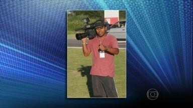 Santiago Andrade é homenageado por colegas de profissão pelo país - Santiago Andrade era conhecido pelos colegas como uma pessoa alegre. Ele foi repórter cinematográfico do Grupo Bandeirantes por dez anos.
