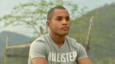 Conheça a história do jogador Edinho, do Fortaleza - Veja com Luís Costa