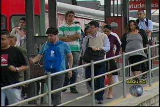 Serviços da CPTM sofrem mudança durante o fim de semana - Alterações na circulação são por causa de obras nas linhas que atendem municípios do Alto Tietê.