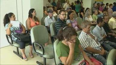 Ambulatório do Hospital Samuel Libânio, em Pouso Alegre, ganha poltronas - Ambulatório do Hospital Samuel Libânio, em Pouso Alegre, ganha poltronas