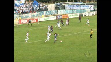 Cianorte empata com o Londrina em jogo emocionante - Torcida acompanha time bem de pertinho