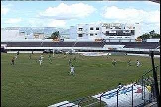 Confiança vence o Coritiba-SE por 1 a 0 - O Confiança venceu o Coritiba-SE por 1 a 0 no último domingo e manteve os 100% de aproveitamento no Campeonato Sergipano