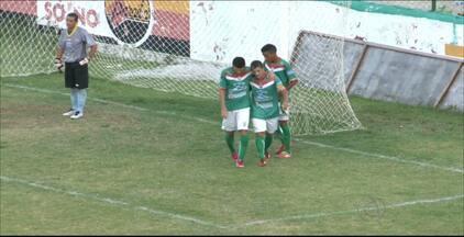 Sousa vence o Sport Campina e volta à liderança do Paraibano - Jogando no Marizão, Dinossauro faz 3 a 0, com dois gols de George.