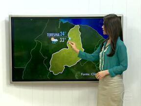 Confira a previsão do tempo para esta terça-feira (25) em todo o Piauí - Confira a previsão do tempo para esta terça-feira (25) em todo o Piauí