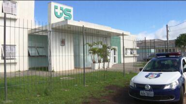 Bandidos invadem Unidade de Saúde - Todo o estoque de vacinas foi perdido