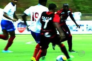 Veja como foi o primeiro BaVi do ano - Clássico foi realizado no domingo (23), em Pituaçu, e teve gols 'chorados' e polêmica.