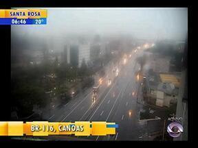 Trânsito: veja a movimentação em Porto Alegre e Região Metropolitana na manhã desta terça - Confira as imagens.