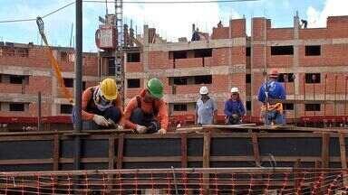 Estudo mostra crescimento do setor da construção civil em MS - Estudo da Federação das Indústrias de Mato Grosso do Sul mostra que ainda existe espaço para o crescimento na construção civil no estado, com destaque para as cidades de Campo Grande e Três Lagoas.