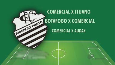 Com 3 jogos em Ribeirão Preto, Comercial luta para fugir do rebaixamento - Primeira partida decisiva do Leão é nesta terça-feira (4) contra o Ituano.