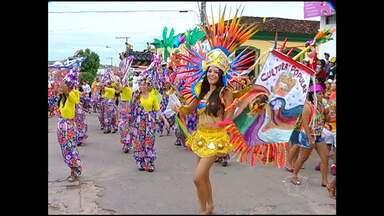 Movimento na economia de Óbidos cresce durante período de Carnaval - Neste período, é difícil encontrar vagas nos hotéis. A festa na cidade é considerada uma das maiores do oeste do Pará.
