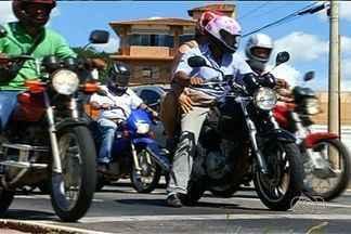 Cresce número de mortes em acidentes com motociclistas em Anápolis - O número de mortes de motociclistas em Goiás no ano passado foi maior que o do resto do país.