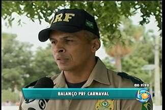 PRF faz balanço das concorrências registradas nas estradas da região - De acordo com a Polícia Rodoviária Federal, o balanço foi positivo em relação aos números de 2013.