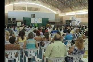 Retiro espiritual em Patos na Paraíba - Os católicos e evangélicos aproveitaram o período carnavalesco para estudar o Evangelho.