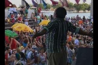 Fim do Carnaval em Campina Grande - A terça-feira de carnaval teve muita alegria e criatividade na avenida da folia.