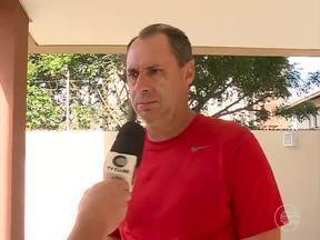 Técnico do River-PI, Evair está otimista com os próximos jogos do Campeonato Piauiense - Técnico do River-PI, Evair está otimista com os próximos jogos do Campeonato Piauiense