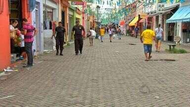 Roubos e furtos aumentam 30% na região central de Cuiabá - As ocorrências de roubos e furtos aumentaram 30% na região central de Cuiabá.