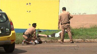 Polícia de Cambé ainda procura fugitivos - Vinte homens que fugiram da cadeia na última terça-feira ainda estão nas ruas.
