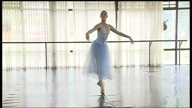 Passos delicados de brasiliense conquistam Balé Bolshoi - Os passos delicados de uma brasiliense conquistaram um dos grupos de dança mais respeitados do mundo: o balé Bolshoi. Conheça Natasha Iplinsky.