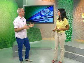 Maurício Saraiva fala sobre o jogo do Grêmio nesta quarta-feira - Partida foi contra o Cruzeiro e aconteceu pela 12ª rodada do Gauchão.
