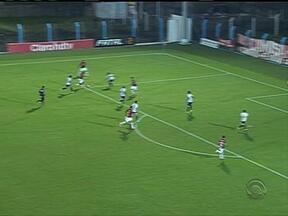 Inter e São José empataram em 1 a 1 nessa quarta-feira pelo Gauchão - Partida aconteceu pela 12ª rodada do campeonato.