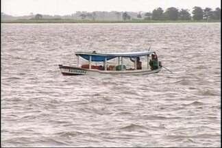 Sipam prevê mais chuvas para região oeste do Pará - De acordo com a Capitania dos Portos, o nível do rio está 30 centímetros acima do registrado no mesmo período de 2013.