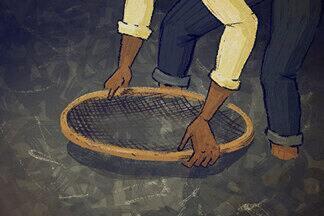 Episódio 1 - O Garimpeiro Fantasma - O menino Nilson conta quem é a alma penada aprisionada pela Besta em Tapiré, no primeiro episódio da websérie Histórias Além do Horizonte e da Imaginação.